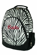 Zebra Backpacks