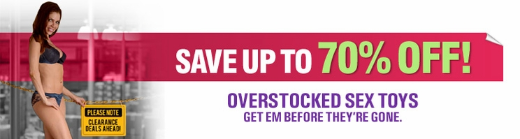 Overstock Sex Toys