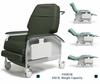 FR587W Dialysis Chairs