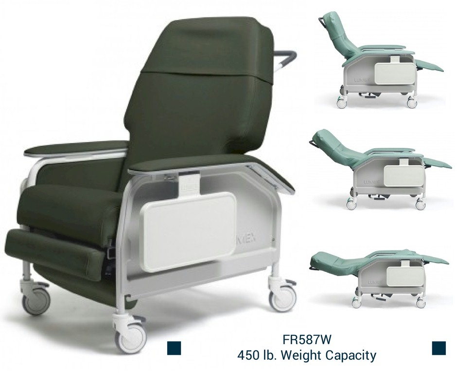 Image Gallery Medical Recliners