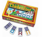 Chickenfoot Dominoes -Professional Size