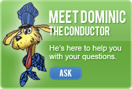 Meet Dominic the Conductor