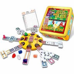 <b>Mexican Train & Chicken Foot Set - PROFESSIONAL -GREAT SET</b>