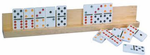 Wood Domino Rack- Longer Size