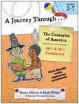 A Journey Through...the Centuries of America Unit Study and Lapbook (17th-18th Centuries)