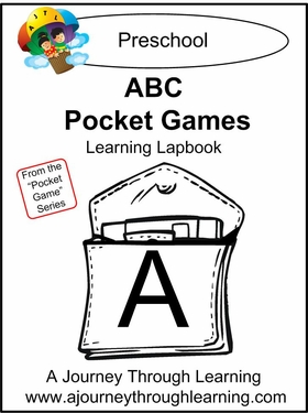 ABC Pocket Games Lapbook-8.00