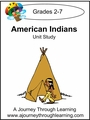 American Indians Unit Study--4.50