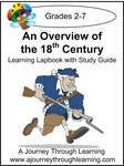An Overview of the 18th Century Lapbook with Study Guide--8.00