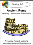Ancient Rome Lapbook with Study Guide --8.00