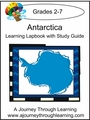 Antarctica Lapbook with Study Guide--5.00