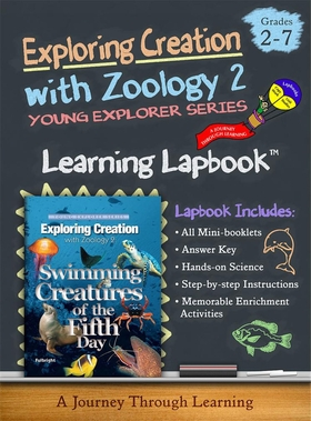 Apologia Swimming Creatures of the Fifth Day Lapbook