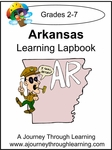 Arkansas State Study Lapbook--4.50