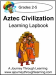 Aztec Civilization Lapbook with Study Guide-8.00