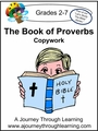 Book of Proverbs Print Style 1--4.50