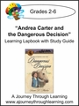 Circle C Adventures-Andrea Carter and the Dangerous Decision Lapbook (book 2)
