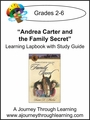 Circle C Adventures-Andrea Carter and the Family Secret Lapbook (book 3)