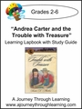 Circle C Adventures Andrea Carter and the Trouble with Treasure Lapbook (book 5)