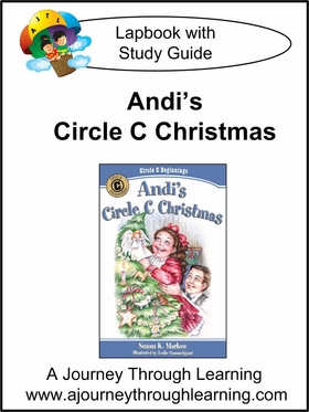 Circle C Beginnings-Andi's Circle C Christmas Lapbook-7.00