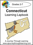 Connecticut State Study Lapbook--8.00
