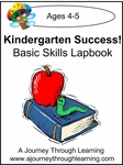 Kindergarten Success Basic Skills Lapbook-8.00