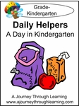 Daily Helper-Kindergarten Day--8.00