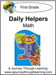 Daily Helpers Lapbook- Grade 1 Math -8.00