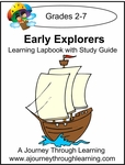 Early Explorers Lapbook with Study Guide--8.00