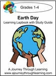 Earth Day Grades 1-4 Lapbook with Study Guide-8.00
