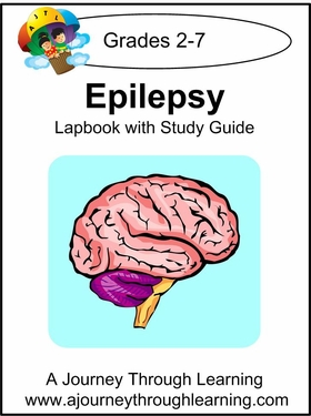 Epilepsy Lapbook with Study Guide 8.00