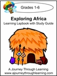 Exploring Africa Lapbook for Foundations--8.00