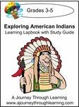 Exploring American Indians Lapbook for Foundations--4.50