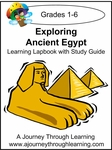 Exploring Ancient Egypt Lapbook for Foundations--4.50