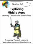 Exploring Middle Ages Grades 2-5 Lapbook--8.00