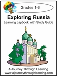 Exploring Russia Lapbook with Study Guide--4.50