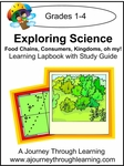 Exploring Science (Food Chains, Consumers, Kingdoms) Lapbook -8.00