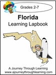 Florida State Study Lapbook--4.50