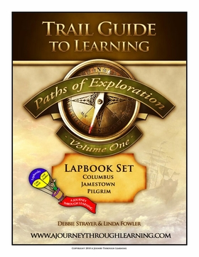 Geomatters Trail Guide to Learning-Paths of Exploration Volume 1 Lapbook