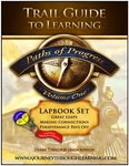 Geomatters Trail Guide to Learning-Paths of Progress Volume 1 Lapbook