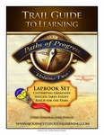 Geomatters Trail Guide to Learning-Paths of Progress Volume 2 Lapbook