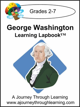 George Washington Lapbook with Study Guide--8.00