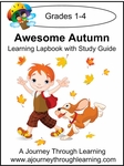 Awesome Autumn Lapbook with Study Guide--8.00
