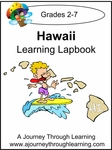 Hawaii State Study Lapbook--4.50