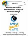 Horsemastership Achievement Program Bulrush Badge Level 1