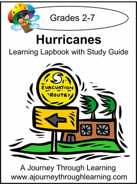 Hurricanes Lapbook with Study Guide 8.00