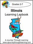 Illinois State Study Lapbook--8.00
