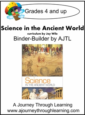 Jay Wile-Science in the Ancient World Binder Builder Instant Download
