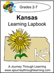 Kansas State Study Lapbook--4.50