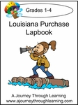 Louisiana Purchase Lapbook with Study Guide
