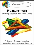 Measurement Lapbook with Study Guide