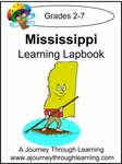 Mississippi State Study Lapbook--4.50